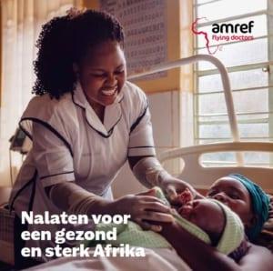 Nalatenschapsbrochure Amref Flying Doctors